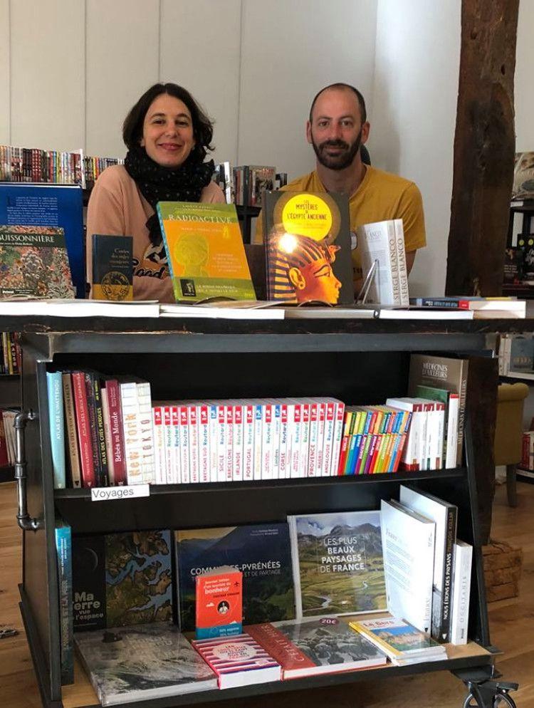librairie samatan